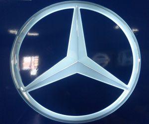 Translucent Acrylic LED Car Logo Sign pictures & photos