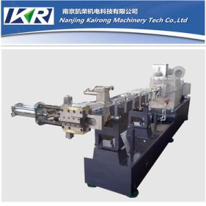 PE/PP/PS/ABS/TPR Plastic Granules Making Machine, Color Masterbatch Granules Machine pictures & photos