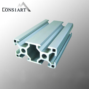 Constmart Good Quality Cylinder Aluminum Extrusion Snap Frame pictures & photos
