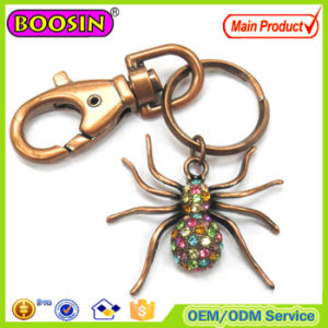 Antique Crystal Spider Keychain Wholesale pictures & photos