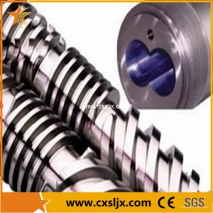 Conical Twin Screw Bareel for PVC Extruder pictures & photos