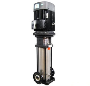 Vertical Pipe High Pressure Centrifugal Water Boosting Pump pictures & photos