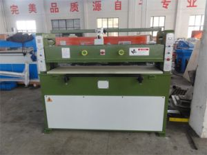 25t Plane Oil Press Cutting Machine/Shoe Cutting Machine pictures & photos