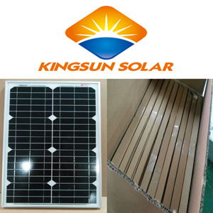 New Design Solar Mono Module (KSM30W) pictures & photos