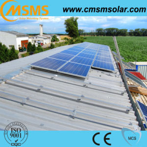 Metal Roof Solar Mounting System pictures & photos