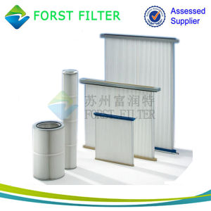Forst Dust Air Purifier Panel Filter Cartridge for Dust Collector pictures & photos