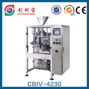 Automatic Vertical Puffed Food Packaging Machine (CB-4230-PM) pictures & photos