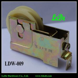 Sliding Aluminium Window Wheel Ldw009 pictures & photos