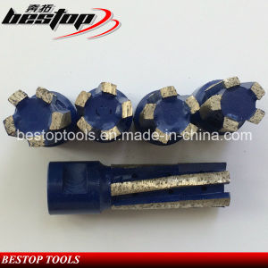 Diamond Finger Router Bits for Stone Granite Marble Engraving pictures & photos
