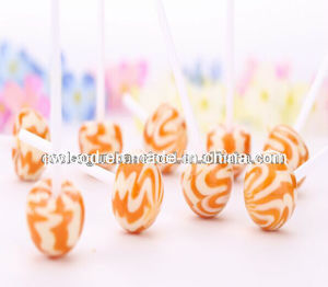 Coolsa Double Flavors and Doubble Colors Lollipop Candy pictures & photos