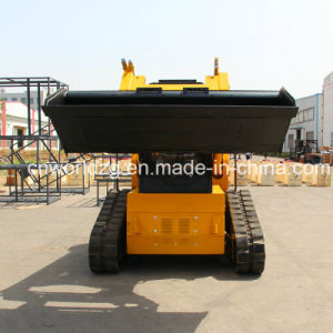 S80 1.2 Ton Rated Load Crawler Skid Steer Loader pictures & photos