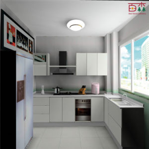 Foshan Factory North American Project Kitchen Cabinet pictures & photos