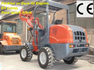 Smalll Multi-Function Mini Loader (HQ910) with CE pictures & photos