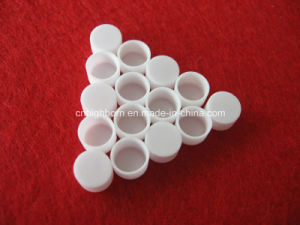 Small Size Alumina Ceramic Crucible with Lid pictures & photos