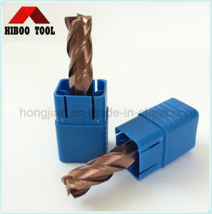 Good Quality HRC45 Corner Raduis Carbide Tool for Metal pictures & photos