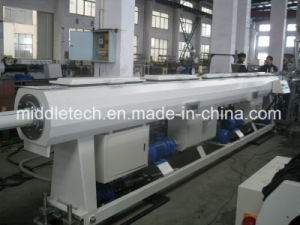 Pipe Making Machine- PE Jacket Pipe Extrusion Line pictures & photos