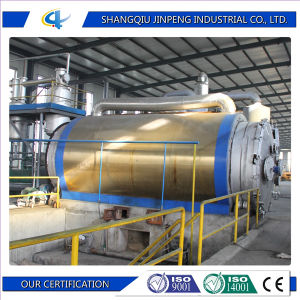 High Quality Pyrolysis Equipment with 45% Oil Yield pictures & photos