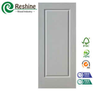 China Molded MDF HDF White Primer Door