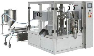 Soy Sauce Packing Machine/Premade Pouch Liqid Packing Machinery pictures & photos