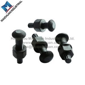 Torsion Shear Tc Bolt&Nut A325, High Tension Bolt, Nut DIN6914 pictures & photos