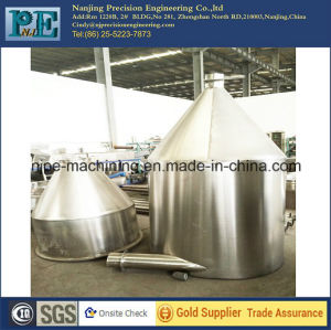 OEM Stainless Steel Material Tank Machinery Parts pictures & photos