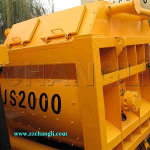 Js2000 Cement Mixer for Sale/Cement Mixer in Machinery/Electric Cement Mixer pictures & photos