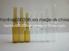 10ml Clear & Amber Type B Glass Container Ampoule pictures & photos