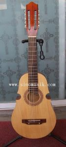 10 Strings Latin American Acoustic Cuatro Guitar pictures & photos
