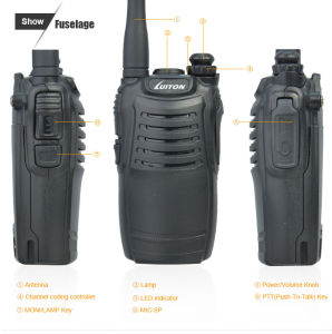 PMR Radio Th-520s Cheap Walkie Talkie pictures & photos