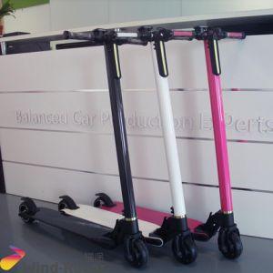 Lightest Carbon Fiber Scooter Folding E-Skateboard for Children pictures & photos