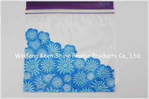 Custom Printed Plastic Zip Lock Packaging Bag pictures & photos