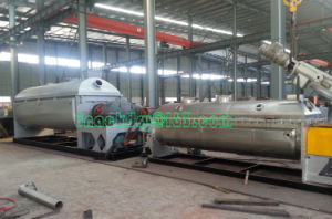 Double Rotary Blade Dryer for Drying Soya Bean Pulp pictures & photos