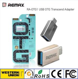 Remax Mini USB OTG Transcend Adapter for Andriod Smartphone