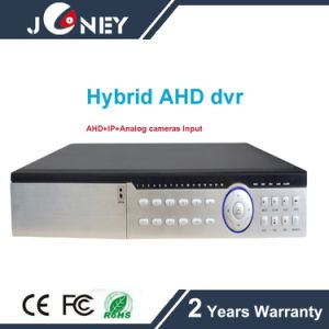 2u Standalone 24 Channel 720p Ahd DVR 24CH Support 3G, WiFi, Cloud. pictures & photos