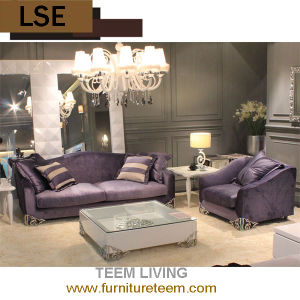 Modern Home Furniture Hotel Fabric Sofa, Living Room Sofa Set pictures & photos