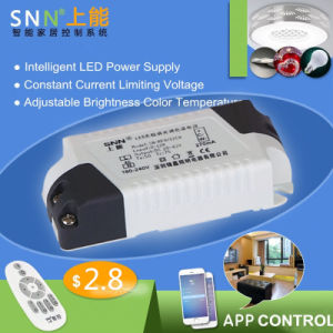 LED Lighting Power Supply 8-12W Constant Current LED Driver