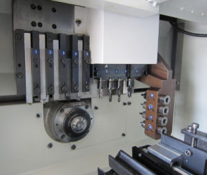 Automatic Swiss Type CNC Lathe pictures & photos