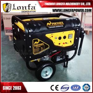 6.5kw Honda Engine Semi Silent Gasoline Generator for Sale pictures & photos