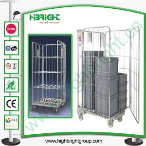 Z Frame Logistic Storage Roll Trolley pictures & photos