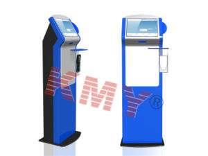 Self-Service Payment Healthcare Kiosk Kmy82011d pictures & photos