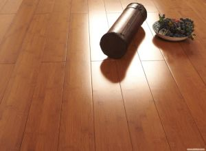 Natural Bamboo Flooring Teak Color pictures & photos