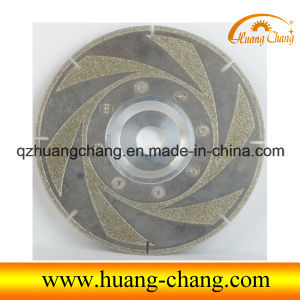 Electroplated Blade Cutting Tools for Granite, Marble (HC-T-185B)