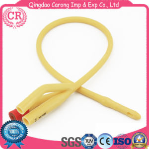 Latex Medical Sterile Foley Catheter pictures & photos