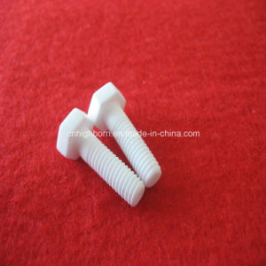 Customized 95% Alumina Ceramic Screw pictures & photos