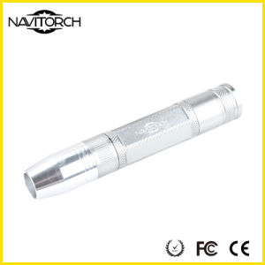 Silver Jade Identification Water Resistant LED Flashlight (NK-002)