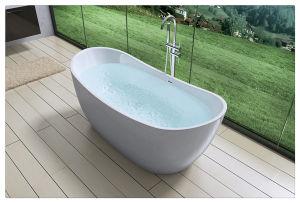 Classic Design Solid Surface Bathtub