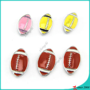 Classic Football Charms for Sports Jewelry Part (SC16040913)