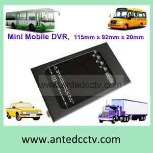 1080P H. 264 4 Channel 3G Car Mobile CCTV DVR for Vehicles Bus Taxi Security pictures & photos