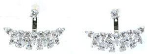 Westerm Style Design Silver Earring for Lady E6702 pictures & photos