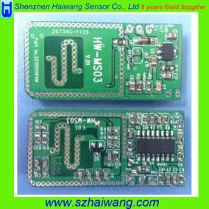 Haiwang Brand Doppler Radar Wireless Module Motion Sensor (HW-MS03) pictures & photos